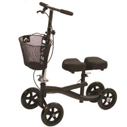 Knee Scooter Deluxe Weight Capacity 350# - Image Number 62557