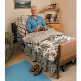 Full Electric Home Care Bed - Low - Image Number 26957