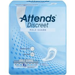 ADMG20 - Attends Discreet Male Guards, 20 count (x6) - Image Number 103554