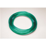 Green Visible Medical Oxygen Tubing 25 Feet - Tubing, oxygen, 3-channel 25' (green) - 25/cs
